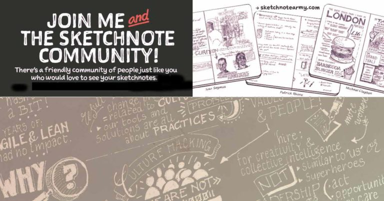Sketchnote feature image